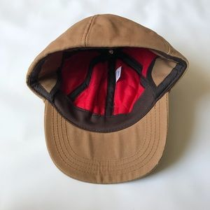 Carhartt Accessories - NWOT Carhartt Brown Ear Flap Cap 272d94def63f